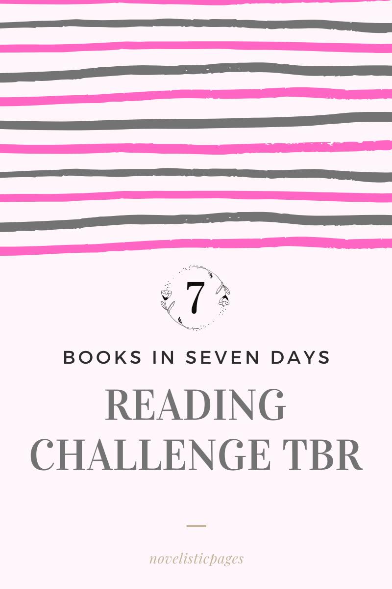 seven books in seven days